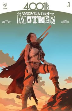 4001 A.D.: War Mother #1 Cover B - Tomás Giorello