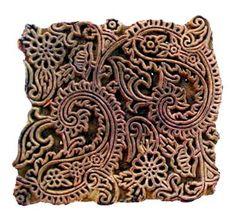 Textielstempels decoratief en ..... » Hobby