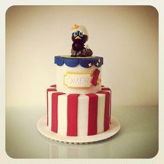 no:1 #calimero #cake - @mutludukkan- #webstagram