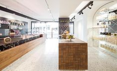 After two decades at Vienna's famous Naschmarkt, Johannes Lingenhel traded in his much-loved deli stall to set up a brick and mortar establishment that not only houses the city's first cheese production facility, but is, as he says, an urban food w...