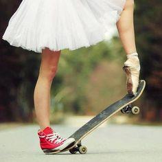 Skate-Ballet