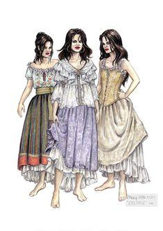 Rendering Drawing, Rendering Techniques, Twilight Saga, Costume Design, Disney Characters, Fictional Characters, Costumes, Disney Princess, Drawings