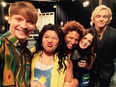 Austin and Ally Cast!