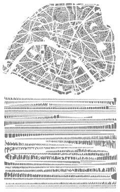 "The Famous Grids of Iconic Cities, Deconstructed and Remixed | Brain Pickings  That's exactly what French artist Armelle Caron explores in her playful series ""Everything Tidy,"" doing to cities"