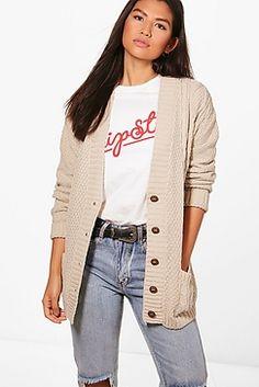 0b034b178db7 Daisy Boyfriend Cardigan Sweater Shop
