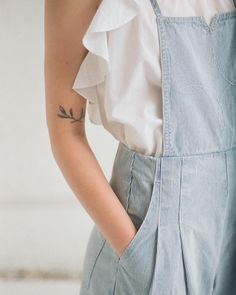 """516 Likes, 3 Comments - Oroboro Store (@oroboro_store) on Instagram: """"Details   The Rosina Overall by Ulla Johnson ↑ shop link in bio"""""""