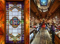 We can see why this bookstore inspired Harry Potter!