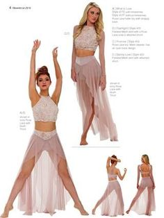 ISSUU - Reverence 2016 by Reverence Dance Apparel Shalynn's lyrical solo costume Cute Dance Costumes, Dance Costumes Lyrical, Ballet Costumes, Lyrical Dance Songs, Halloween Costumes, Jazz Costumes, Carnival Costumes, Dance Outfits, Dance Dresses