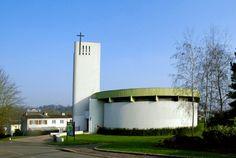 Chapelle Saint-Dominique-Savio.Épinay-sur-Orge , Île-de-France