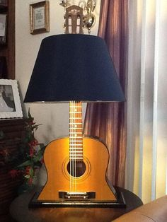 How To Repurpose Guitars In Home Decor - The ART in LIFE