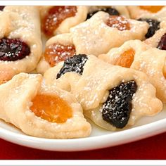 Kiffles are traditional Hungarian cookies made from cream cheese dough and filled with various flavors of pastry filling. They're delicate, rich and a beautiful addition to any holiday cookie platter.