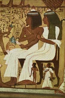 Egypt Yes Egypt is on the continent of Africa, but for years men have denied and lied about the ancient civilization's history