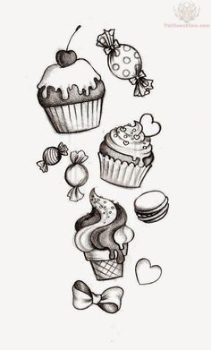 This going up my leg with more candy and goodyear or all my sisters names in it in fancy writing yes yes a million times yes Kunst Tattoos, Body Art Tattoos, New Tattoos, Sleeve Tattoos, Tattoo Arm, Ankle Tattoo, Tatoos, Dibujos Tattoo, Desenho Tattoo