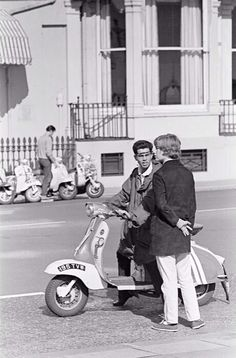 #Sixties | Mods in Brighton. 1964