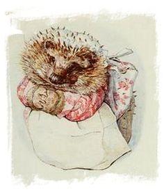 Beatrix Potter's Mrs. Tiggy-Winkle