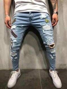 125af8a1957a men ripped jeans    Check this amazing product by going to the link at the  picture. (This is an affiliate )