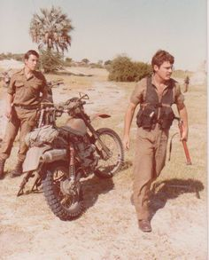 SWASPEA Military Photos, Military Gear, Military History, Once Were Warriors, Union Of South Africa, Defence Force, Modern Warfare, African History, Vietnam War