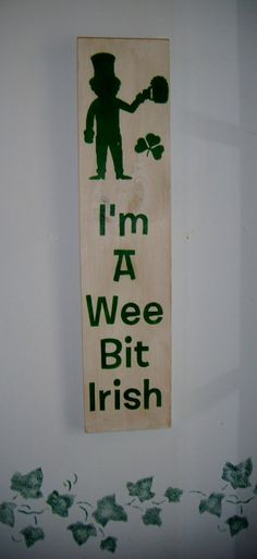 St Patrick's Day Decoration