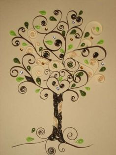 quilling designs free - Google Search