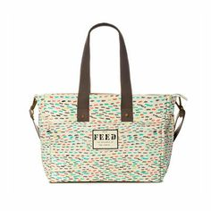 The new FEED diaper bag - $150 but includes feeding one mother and child for a year!
