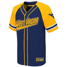 0c385dfc The perfect gift for your young WVU baseball fans is here! Gift them the WVU