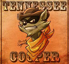 Tennessee Kid Cooper by ~GoldenFox123187 on deviantART