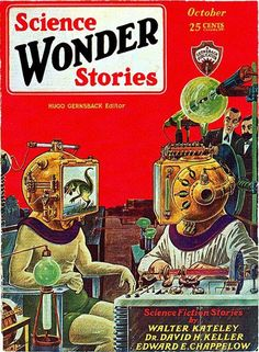 Science Wonder Stories