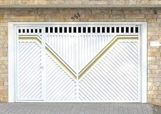 Grill Gate Design, Front Gate Design, 3 Bedroom Bungalow, Automatic Gate, Front Gates, Garage Doors, Fence, Interior Design, Architecture