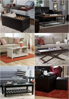 Coffee Tables Under $200.