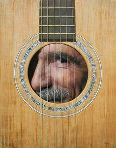Joshua Suda - More artists around the world in : http://www.maslindo.com #art #artists