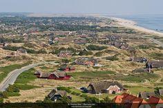 Blavand, Jutland, Denmark