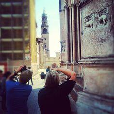 Photographing #Parma @poohstraveler @twoOregonians - Instagram by @n_montemaggi