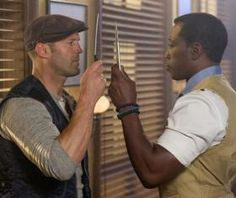 The Expendables 3 Photos: Wesley Snipes & Jason Statham Square Off