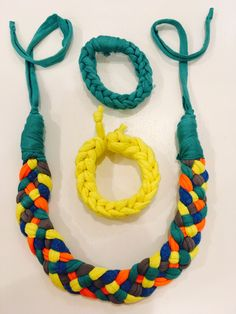 Washer Necklace, Handmade, Jewelry, Hand Made, Jewlery, Bijoux, Schmuck, Craft, Jewerly