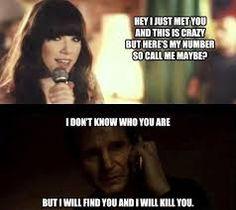 Hey I just met you....