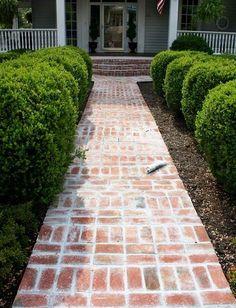 Image result for brick walkway