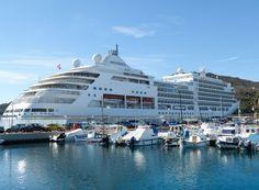 Silver Spirit in Cartagena, Spain @Chelsea Rose Silverzweig Cruises