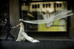 I love the dress and the photo. Photography by Gordon Jovic