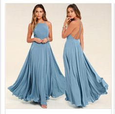 Bridesmaid dress idea - from LuLus, love this color! Deb Dresses, Wedding Bridesmaid Dresses, Nice Dresses, Prom Dresses, Formal Evening Dresses, Dream Dress, Beautiful Dresses, Lace Dress, Fashion Dresses