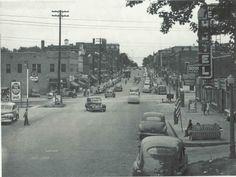 Gallatin Street, Vandalia, Illinois