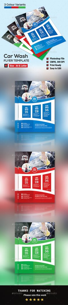 Rent A Car Flyer Flyer template, Business flyers and Cars - car flyer template