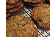 Oatmaiale Cookies (Not For Vegetarians...Maiale Is Pork In Italian. Think Bacon.) | Category: Desserts & Sweets
