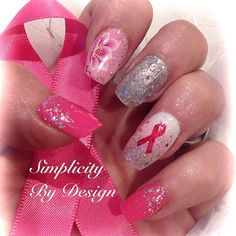 Day 287: Simply Pink Designs Nail Art - - NAILS Magazine