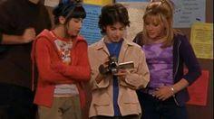 Miranda (Lalaine), Gordo (Adam Lamberg) & Lizzie (Hilary Duff) ♡♥♡ ;-)