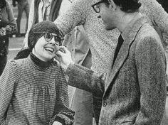 Love -Diane Keaton and Woody Allen