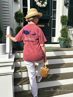 In many ways, my memoir, Reclaiming Joy, is a love letter to Nantucket, for this is where I first experienced sustained joy after Lev's death. Sheryl Sandberg taught me to focus on joy rather than pain.