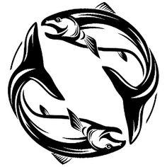 A List of Truly Enchanting Irish Celtic Symbols and Their Meanings Celtic Tree, Irish Celtic, Celtic Knot, Symbols And Meanings, Celtic Symbols, Native Symbols, Celtic Patterns, Celtic Designs, Salmon Tattoo