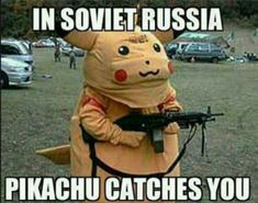 Tell me more in soviet russia