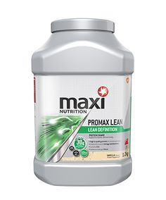 Weight Loss Shakes | MaxiNutrition Promax Lean Protein.  An advanced high protein shake to support your lean definition goals.