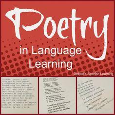 Poetry CLIL                                                                                                                                                                                 Más